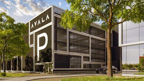 ABCventilatsooni tehtud tööd - AVALA Parkimismaja -Koostöös Kaamos Ehitus OÜ